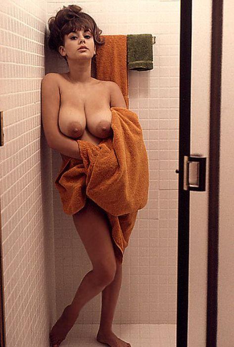 Fran Gerard; Babe Big Tits Brunette Hot Vintage