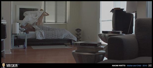 Naomi Watts bedroom booty shot; Celebrity Hot
