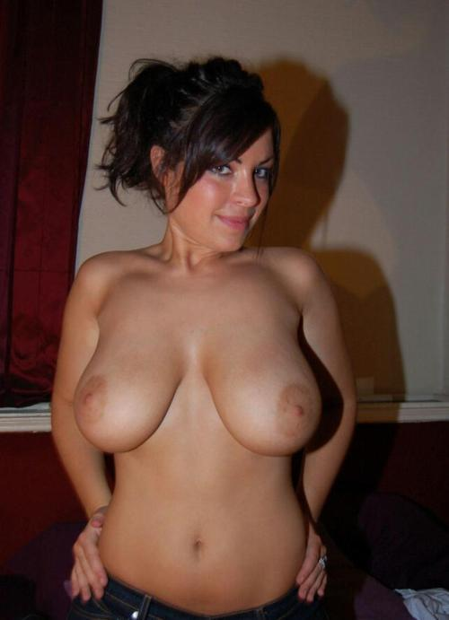 Great Amateur Tits Big