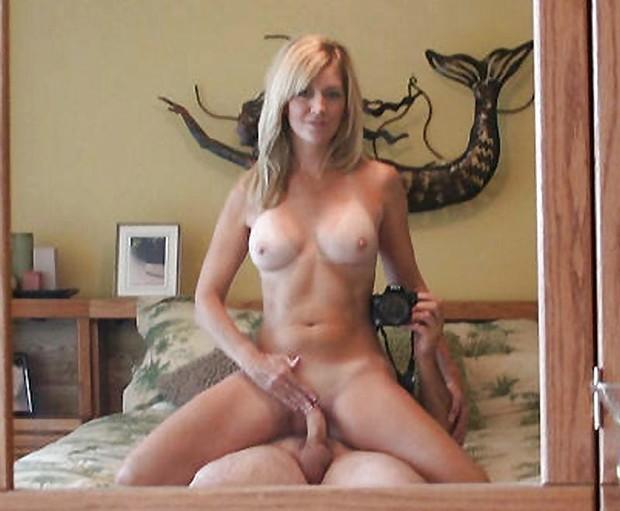 amature blonde mom naked
