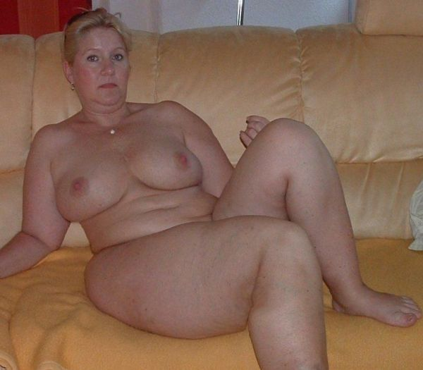 All clear, thick chubby milf in threesome slutload
