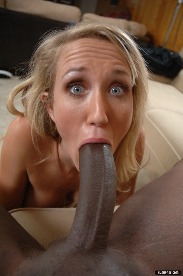 haha; Amateur Babe Big Dick Blonde Blowjob