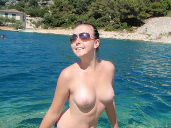 First Latvian fusker; Amateur Big Tits Beach