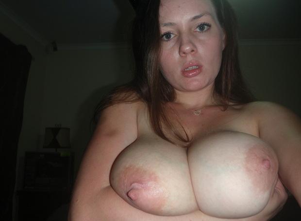Amateur boob post