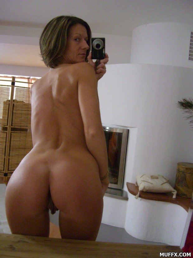 Milf ass amature