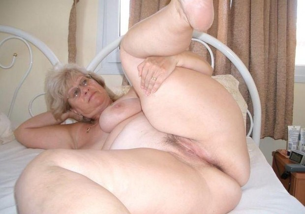Has surprised Old bbw granny sorry