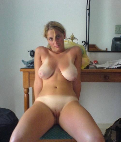 ; Amateur Big Tits Blonde Pussy