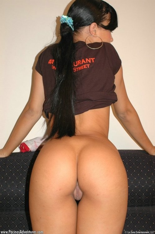 Latina with nice ass