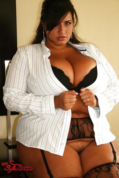 BiBBW; BBW Big Tits