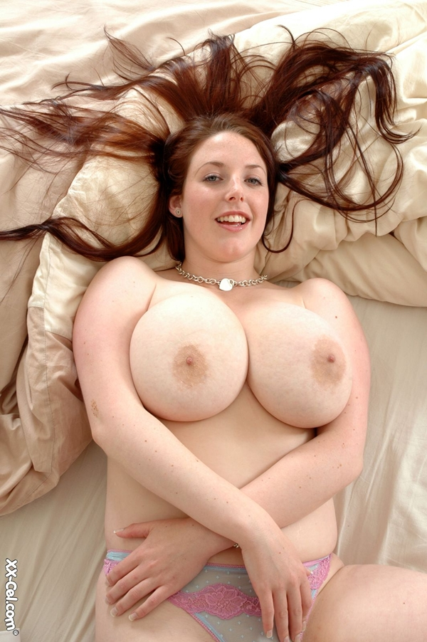 Big fat white titties