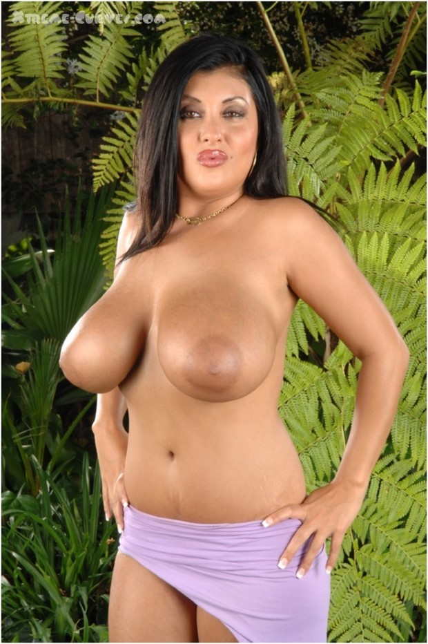 Naked Big Tit Latina