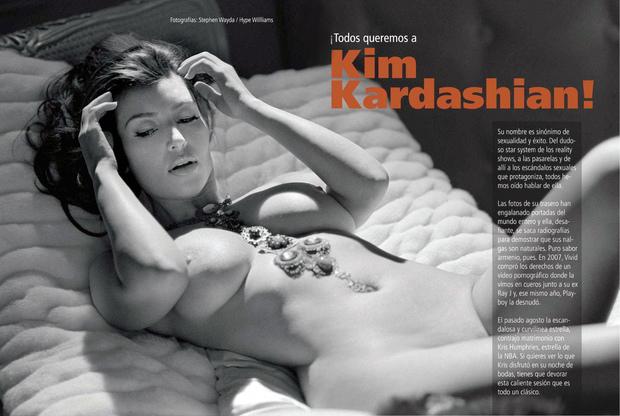 Kim Kardashian; Celebrity