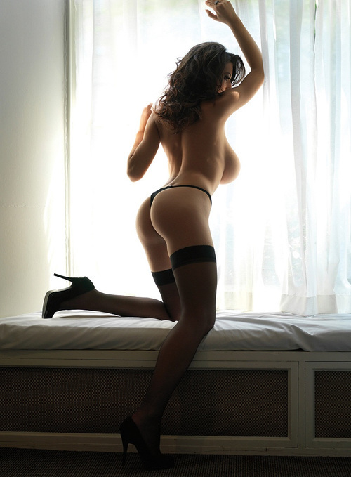 ...; Amateur Babe Big Tits Brunette Panties