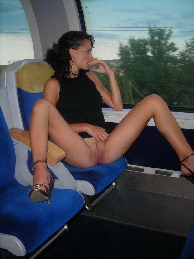 Порно видео случайно в поезде 86348 фотография