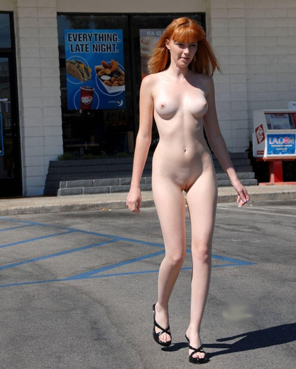 amateur girls naked in public - Cumception