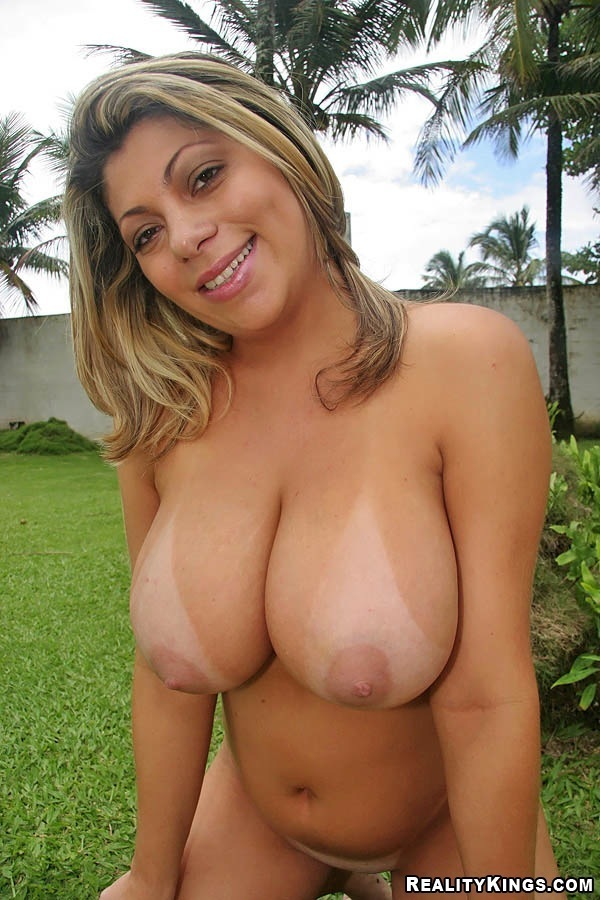 from Matteo brazilian women with big boobs