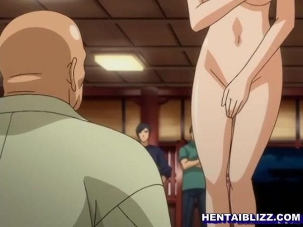 <p>Hentai Slave Gets Double Penetration</p>