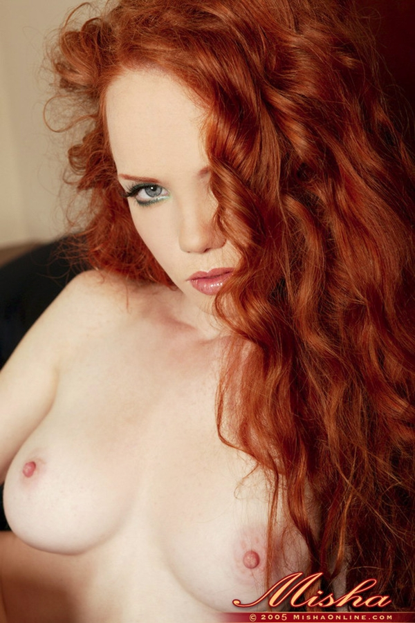 LiveJasmin Babes - Heather Carolin For Misha Online - 11; Red Head