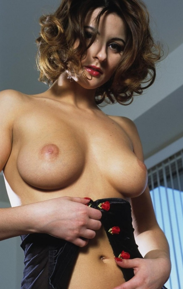 You Know You Want Her; Babe Big Tits Vintage