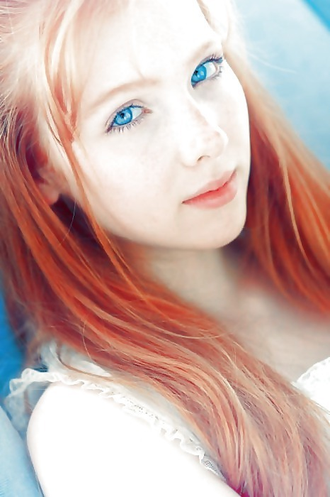 ...; Red Head